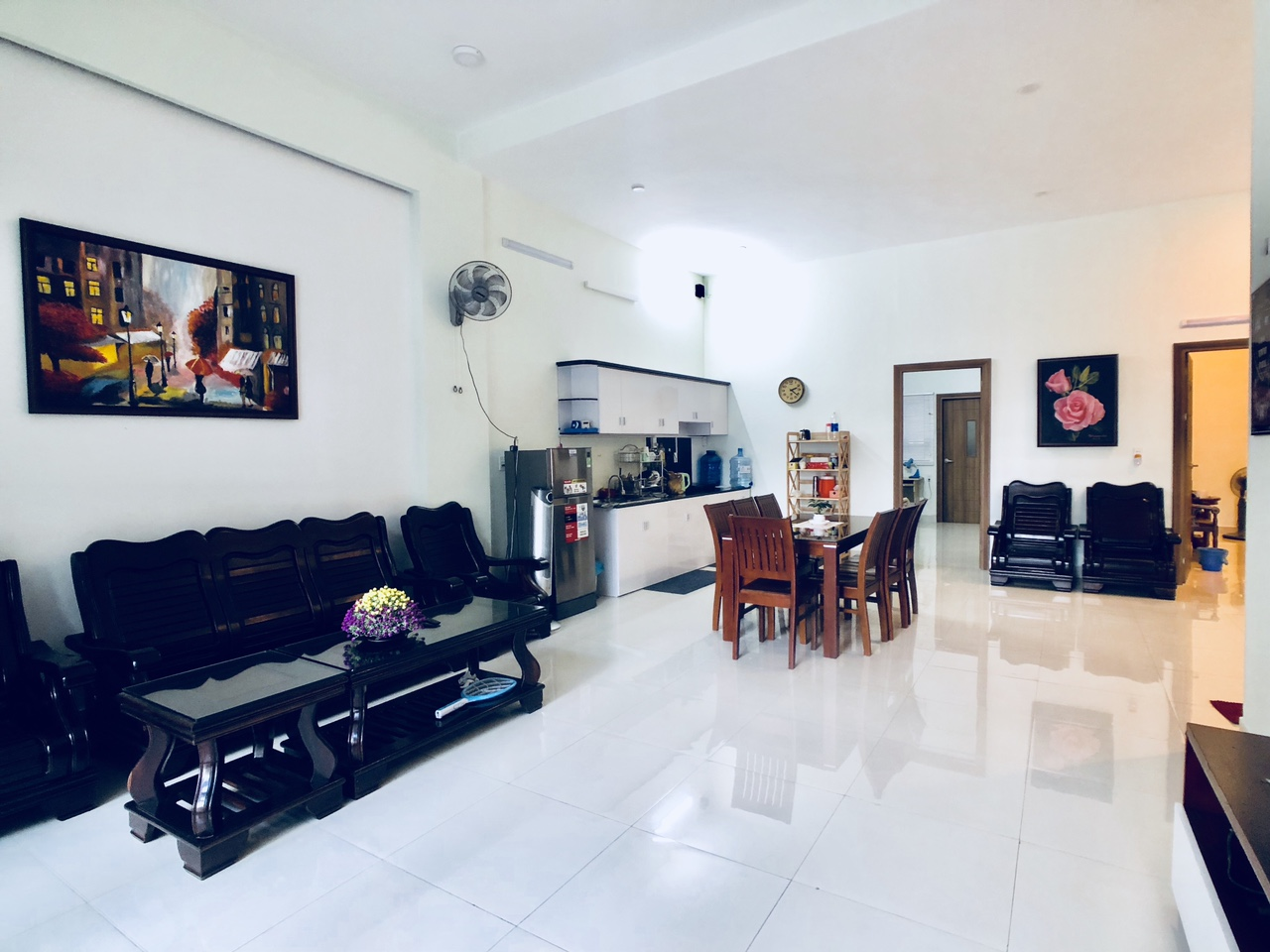 Entire apartment building for rent in Son Tra district