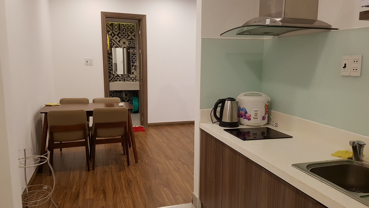 2 bedroom apartment near the airport